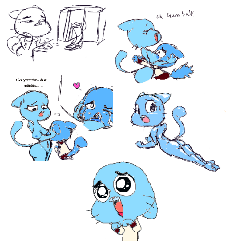 amazing gumball nsfw of world Cutie pie f is for family