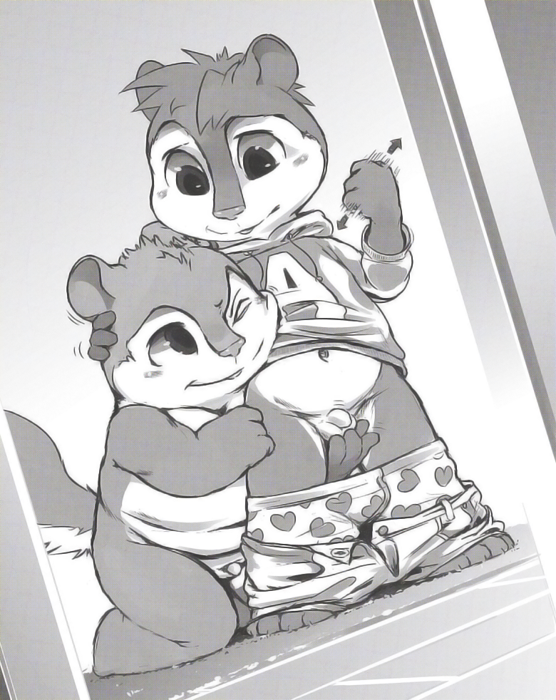 alvin the and chipmunks eleanor Conker's bad fur day bees