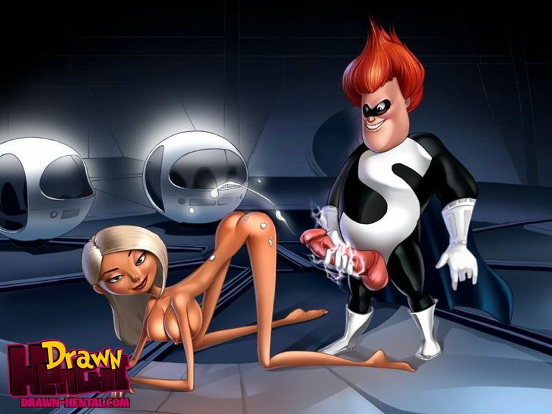 incredibles the comic Left 4 dead hunter and witch