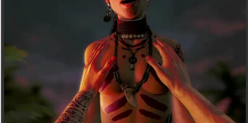 ink monster cry 3 far Yamada and the seven witches porn