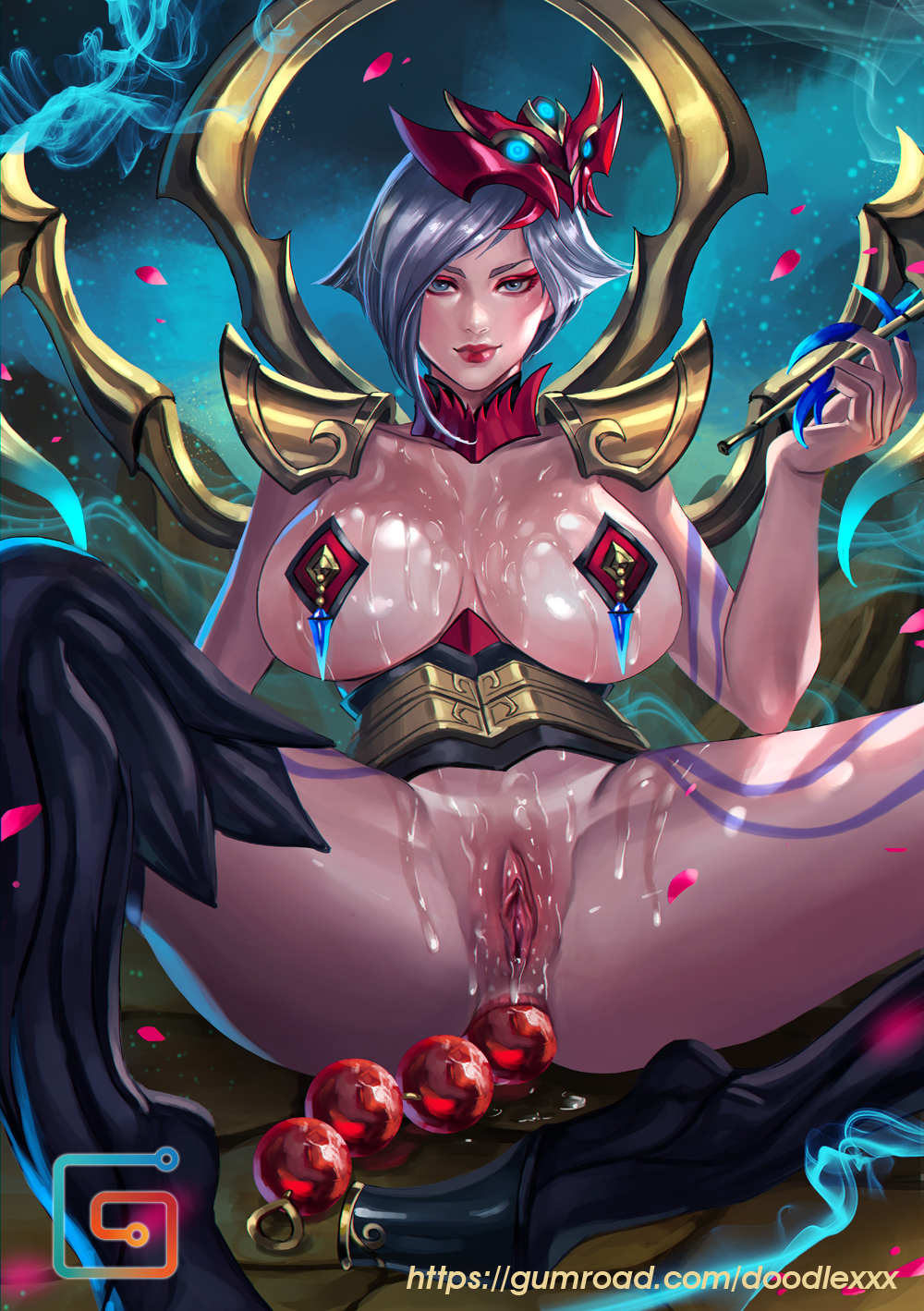 moon akali game in blood Games like parasite in city