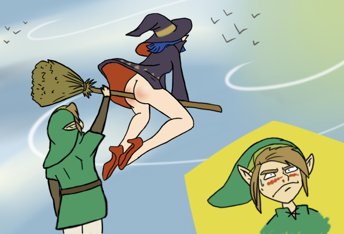 bathing legend zelda suit of Pretty x cation 2 the animation