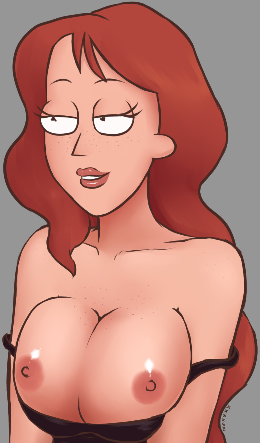 smith and rick summer nude morty Black hole chan