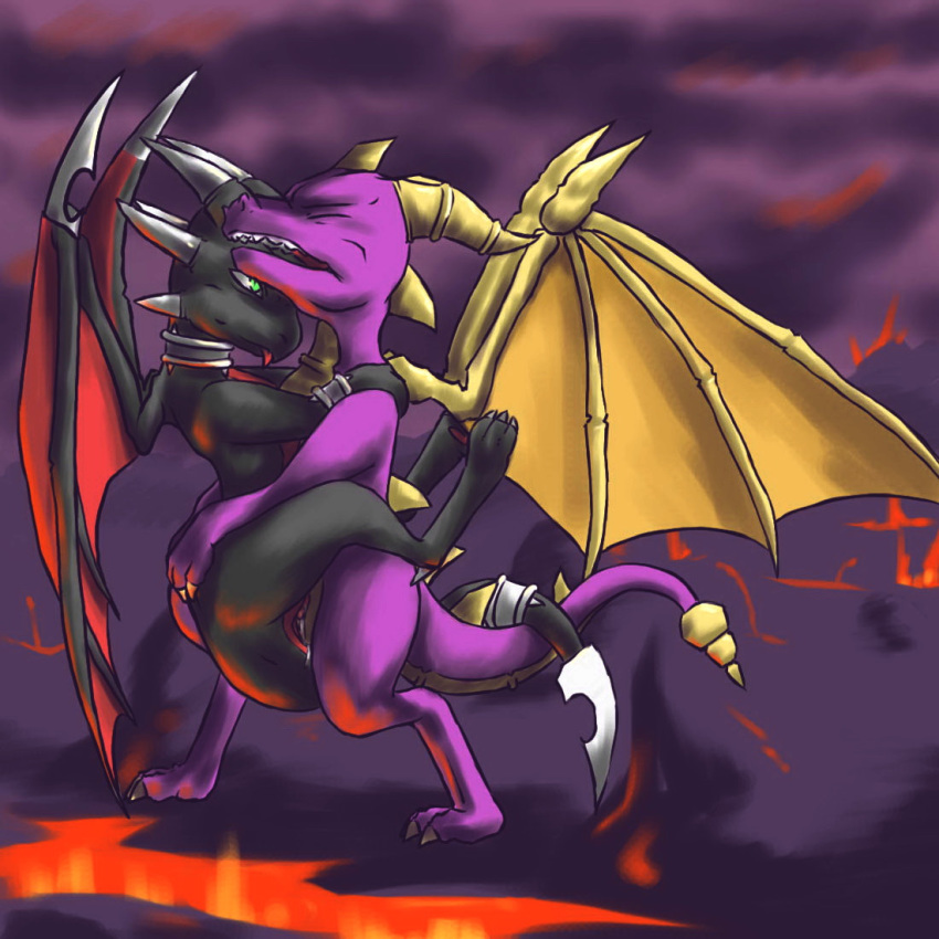 mating herpy spyro and cynder Five nights at freddy chica