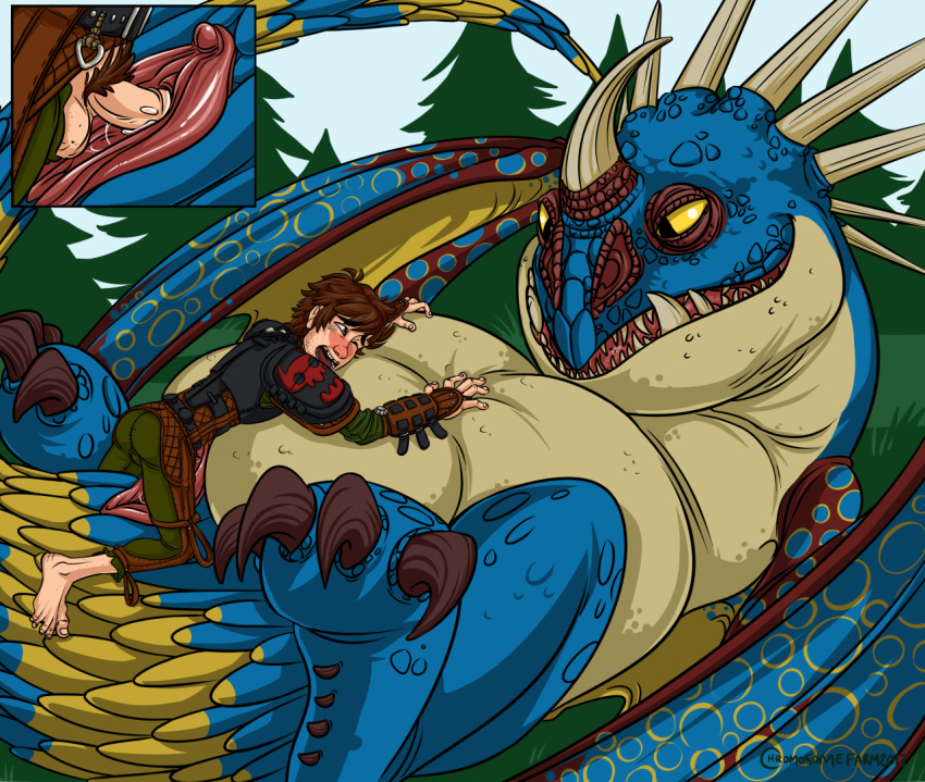 train how dragon your to stormfly from Get out of my car psychicpebbles